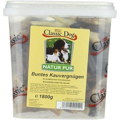Classic Dog Buntes Kauvergnügen Preview Image