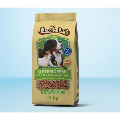 Classic Dog Geflügel & Kartoffel getreidefreies Hundefutter Preview Image