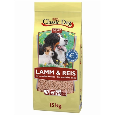 Classic Dog Lamm & Reis Hundefutter Preview Image