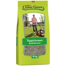 Classic Green Teppichrasen Preview Image