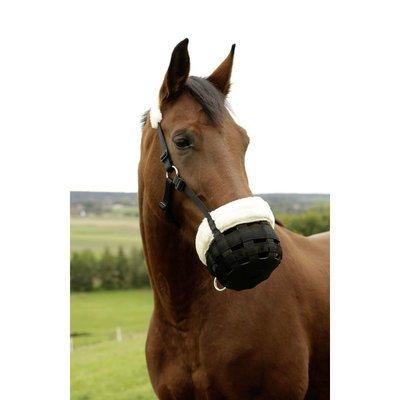 Covalliero Pferde Maulkorb Teddyfleece Preview Image