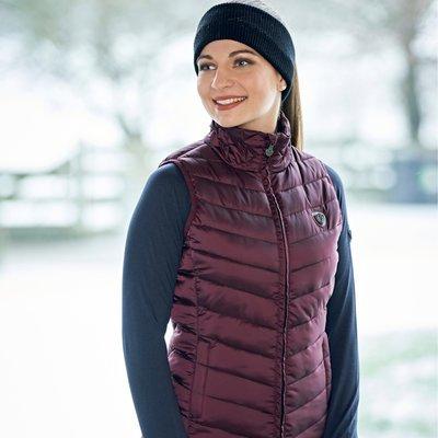 Covalliero Winter Steppweste für Reiter Preview Image
