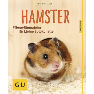 GU Verlag Das Pflege-Einmaleins für Hamster Preview Image