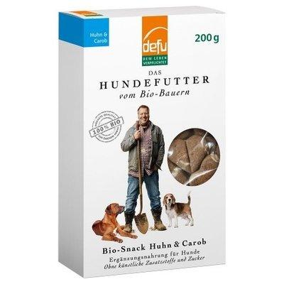 defu Hunde Bio-Snack Huhn & Carob Preview Image