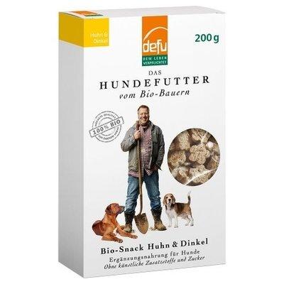 defu Hunde Bio-Snack Huhn & Dinkel Preview Image