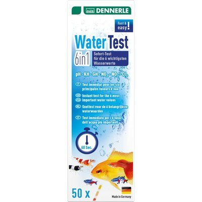Dennerle WaterTest 6in1 Preview Image
