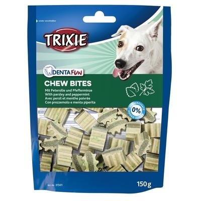 TRIXIE Denta Fun Chew Bites Zahnpflege Hundesnacks Preview Image