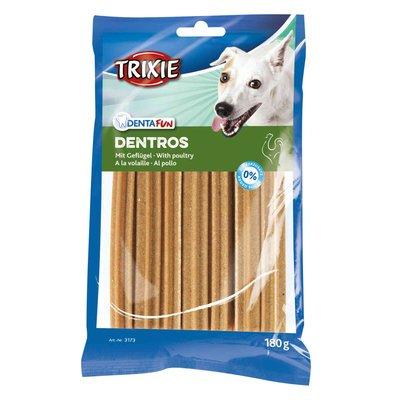 TRIXIE Denta Fun Dentros Zahnpflege Hunde Kaustangen Preview Image
