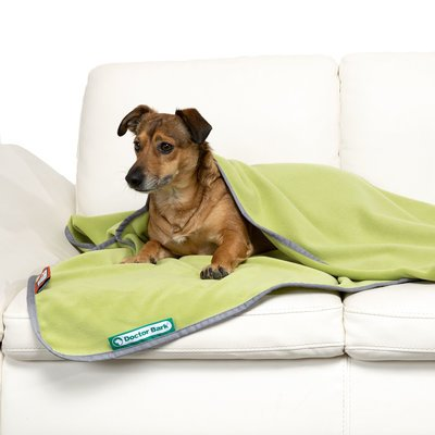 Doctor Bark Kuscheldecke Fleece für Hunde Preview Image
