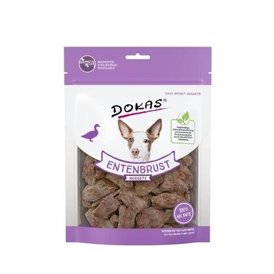 Dokas Hunde Snack Entenbrust Nuggets gefriergetrocknet Preview Image