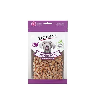 Dokas Hunde Snack Hühnchen mit Reis und Sesam Preview Image