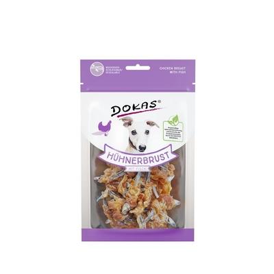 Dokas Hunde Snack Hühnerbrust mit Fisch Preview Image