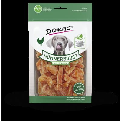 Dokas Hunde Snack Hühnerbrustfilet in Stückchen Preview Image