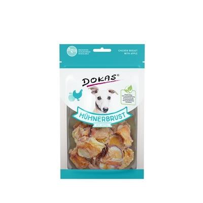 Dokas Hunde Snack Hühnerbrustfilet mit Apfel Preview Image