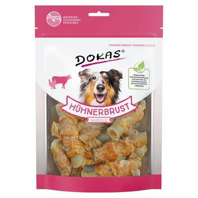 Dokas Hundesnack Hühnerbrust Kaurolle Preview Image