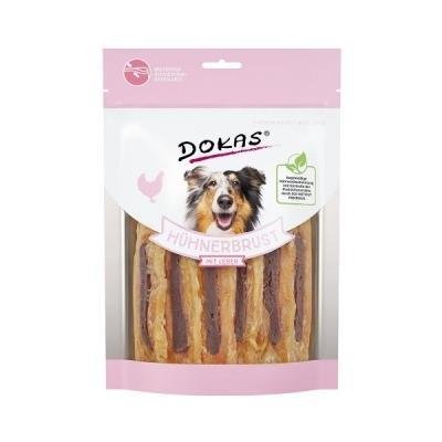 Dokas Hundesnack Hühnerbrust mit Leber Preview Image