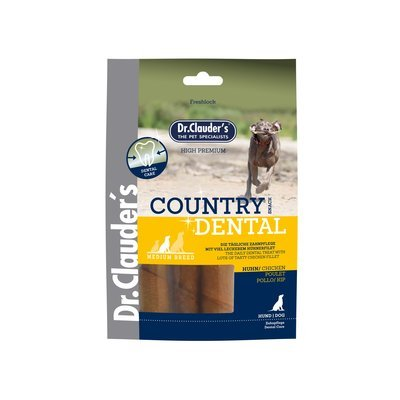 Dr. Clauders Country Dental Hundesnack Medium Breed Preview Image