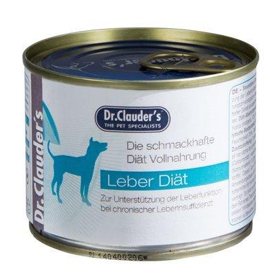 Dr. Clauders Diät Hundefutter LPD Leberdiät Preview Image