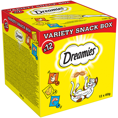 Dreamies - Selection Box Preview Image