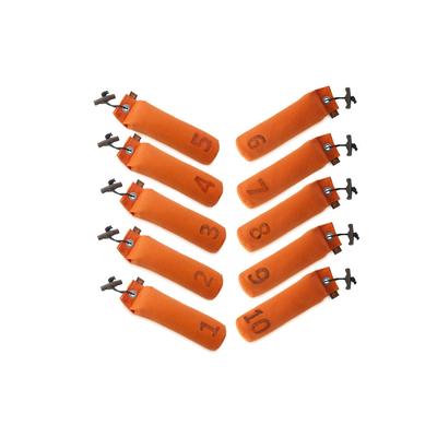 Firedog Dummy Set für Hunde 1-10 nummeriert Preview Image