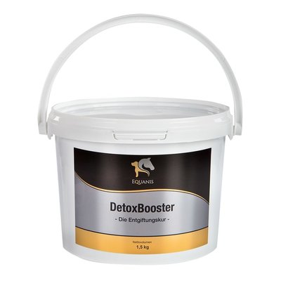 Equanis Detox Booster Entgiftungskur für Pferde Preview Image