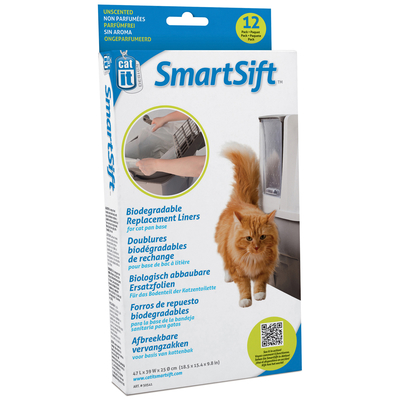 Catit Ersatzbeutel für Smart Sift selbstreinigende Katzentoilette Preview Image