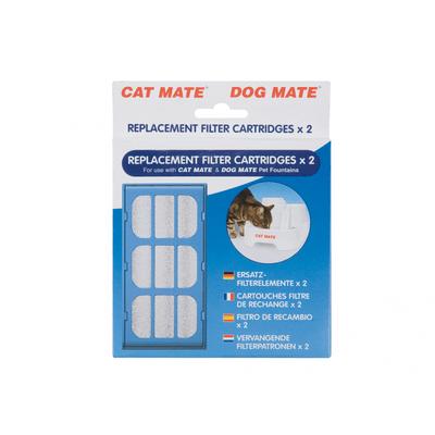 CAT MATE Ersatzfilter für CATMATE Haustierquelle Preview Image