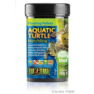 Exo Terra - Aquatic Turtle Hatchling, schwimmende Futter-Pellets Preview Image