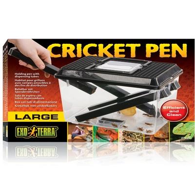 Exo Terra Cricket Box - Behälter für Grillen, mit Spenderröhrchen Preview Image