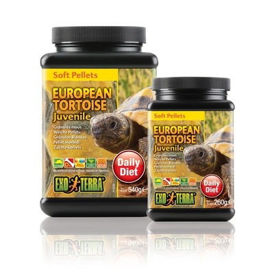 Exo Terra Futter - Soft Pellets für europ. Schildkröten Preview Image