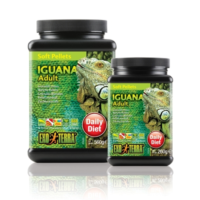 Exo Terra Futter -  Soft Pellets für Leguane Preview Image