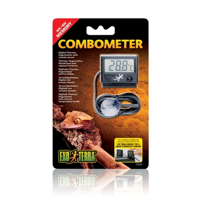 Exo Terra - Thermometer und Hygrometer (2in1), digital Preview Image