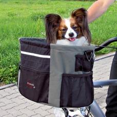 TRIXIE Biker Box, Fahrradtasche für kleine Hunde Preview Image
