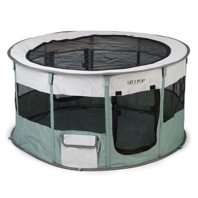 Beeztees Faltbarer Freilauf für Welpen und Kleintiere aus Nylon Preview Image