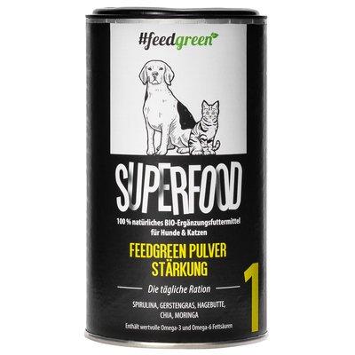 FeedGreen Superfood Pulver für Hunde und Katzen Preview Image