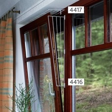 TRIXIE Fenster Schutzgitter Seitenteil für Katzen Preview Image
