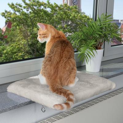 TRIXIE Fensterbank Sitzbrett für Katzen CosyPlace Preview Image