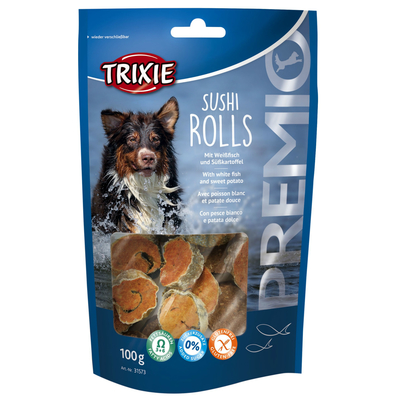 TRIXIE Fisch Leckerli Sushi Rolls Preview Image
