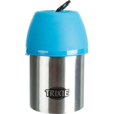 TRIXIE Flasche mit Trinknapf für Hunde unterwegs Preview Image