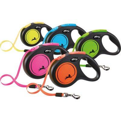 flexi New Neon Gurt Rollleine Preview Image