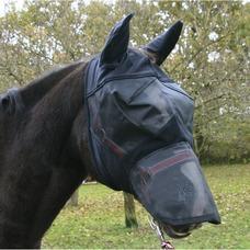 Covalliero Fliegenmaske mit Ohrenschutz  Nüsternschutz Preview Image