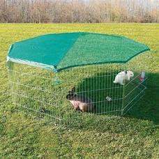 TRIXIE Freilaufgehege für Kleintiere mit Schutznetz Preview Image