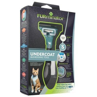 FURminator® Katzen-Fellpflegewerkzeuge Kurzhaar Preview Image
