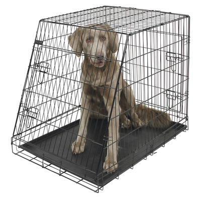 Kerbl Gitter Transportbox für Hunde abgeschrägt Preview Image