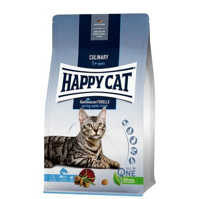 Happy Cat Culinary Adult Quellwasser Forelle Preview Image