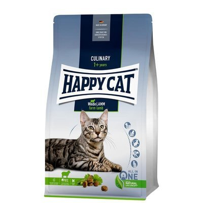 Happy Cat Culinary Adult Weide Lamm Preview Image