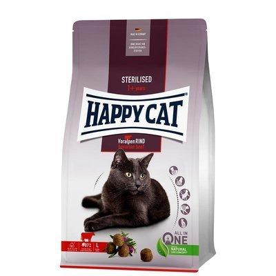 Happy Cat Sterilised Adult Voralpen Rind Preview Image