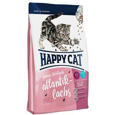 Happy Cat Supreme Junior Sterilised Atlantik-Lachs Preview Image