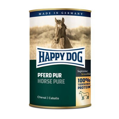 Happy Dog Dose Pferd Pur Nassfutter Preview Image