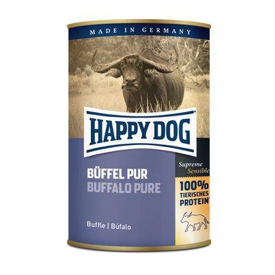Happy Dog Nassfutter Dosen Büffel Pur Preview Image
